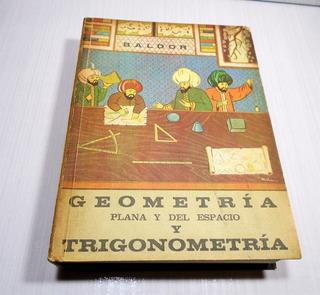 Geometría Y Trigonometría, Baldor