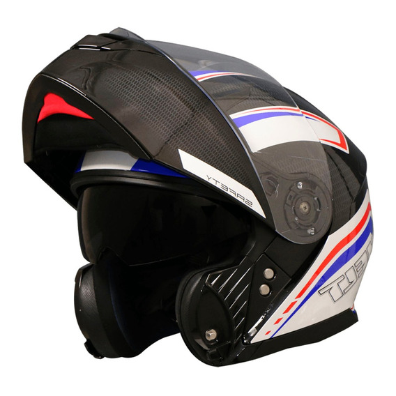 Capacete Helt Hippo Glass Safety Preto 58