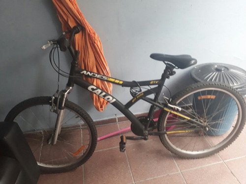 Bicicleta Caloi Andes Pouco Usada