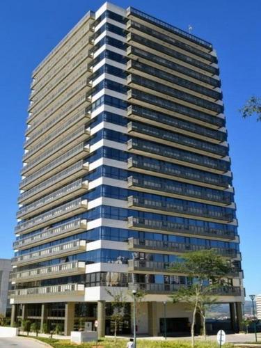 Imagem 1 de 2 de Sala Para Alugar, 245 M² Por R$ 15.000/mês - Parque Campolim - Sorocaba/sp, Em Frente Ao Supermercado Tauste, Edifício Iguatemi Business. - Sa0019 - 67640596