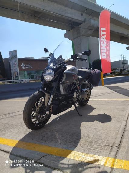 Ducati Diavel Strada 2014