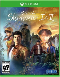 Videojuego Shenmue 1 & 2 Xbox One