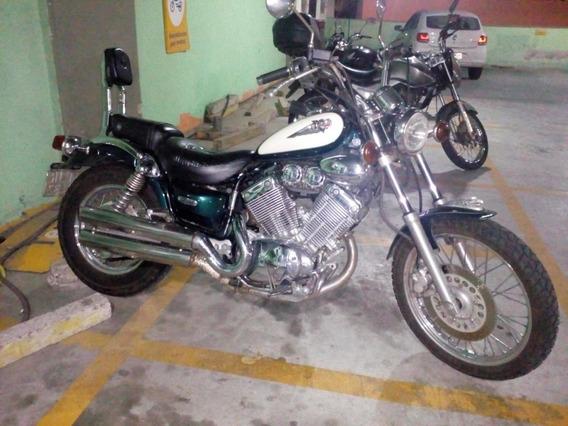 Yamaha Virago 535 Ano 2000 - 43.000 Km / Com Acessórios