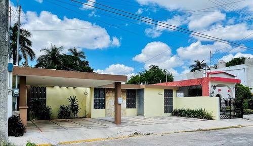 Imagen 1 de 20 de Casa En Venta De Una Planta En Mérida - Itzimná