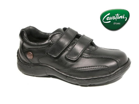 Nauticos Cavatini 20-0355-doble Abrojo-flor Negro