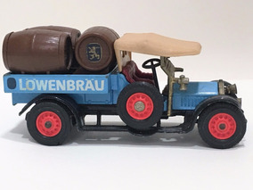 Matchbox Models Of Yesteryear Crossley Lowenbrau