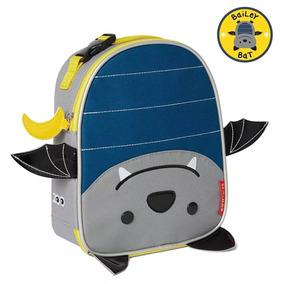 4432 - Lancheira Zoo Morcego Infantil Skip Hop - Original