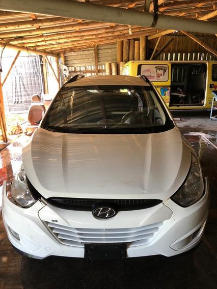 Sucata Hyundai Ix 35 2.0 2014 Aut. Para Retirada De Peças