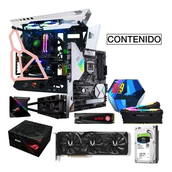 Pc Gamer Xtreme Intel I9 9900k 32gb M.2 512gb 2tb Rtx 2080
