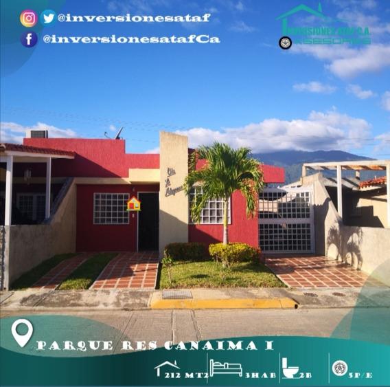 Casa En Venta Parque Residencial Canaima I