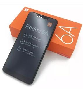 Celular Xiaomi Redmi 6a 2g 16gb Ram Preto Dourado Azul