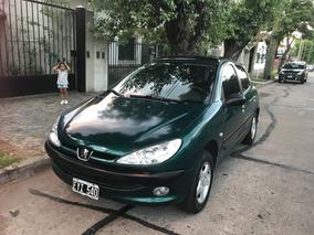Peugeot 206 1.9 Xt Premium 2006 Full 5 Ptas $113000 Exelente