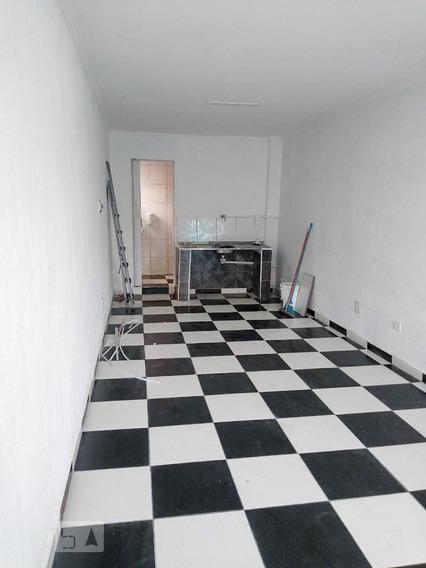 Casa Para Aluguel - Jardim Guilhermina, 1 Quarto, 38 - 893114237