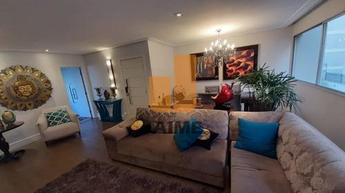 Apartamento No Coração De Higienópolis  - Ja17261