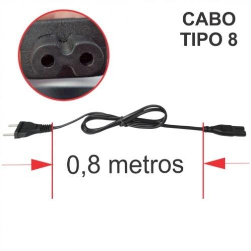 Cabo De Força Tipo 8 0,8m 180° Unitel