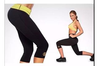 Pantalón Reductor Hot Shapers Moldeador Térmico Leggings