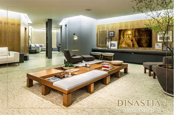 Apartamento Com 4 Dormitórios À Venda, 327 M² Por R$ 2.350.000 - Setor Marista - Goiânia/go - Ap3033