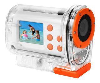 Videocamara Hd Digital Uso Rudo Acuática Rca Con Accesorios
