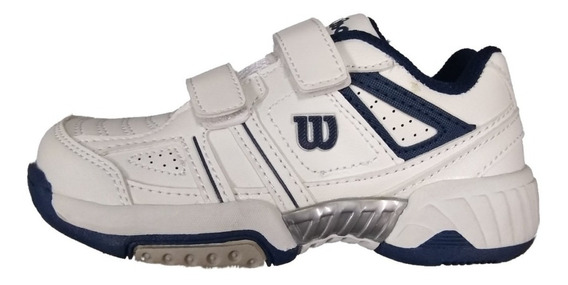Zapatillas Wilson Junior Velcro Deportivas - Local Olivos