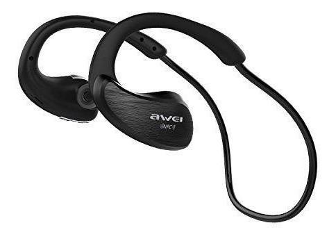 Fone Esportivo Bluetooth Nfc Intra Auricular Awei A885bl
