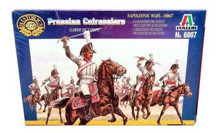 Prussian Cuirassiers Napoleonic Wars 1/72 Italeri Nro 6007