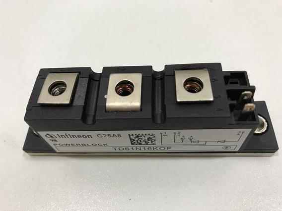 Modulo Igbt Infineon Td61n16kof