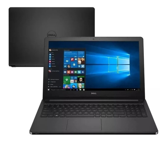 Notebook Dell Inspiron 5566 I5-7200u 8gb Ram Hd 1tb 15,6