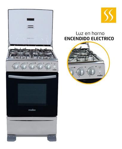 Cocina Mabe A Gas 4 Quemadores Encendido Electrico Garantia