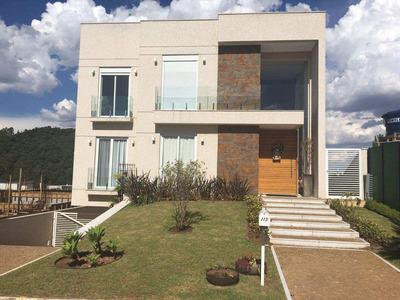 Casa De Condomínio Com 4 Dorms, Tamboré, Barueri - V17