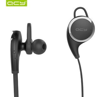 Fone De Ouvido Sem Fio Bluetooth 4.1 Qcy Qy8 Preto Tws Original Completo
