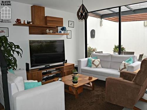 Casa En Condominio - San Jeronimo Lidice