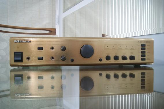 Amplificador Unic Cygnus Ac 1400 Original