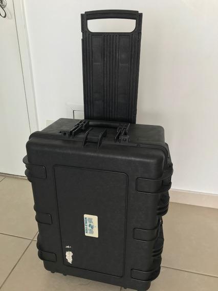 Case Rígido Para Transporte (usado Apenas 2x)