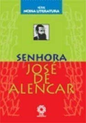 Livro Senhora - Série Nossa Literatura José De Alencar