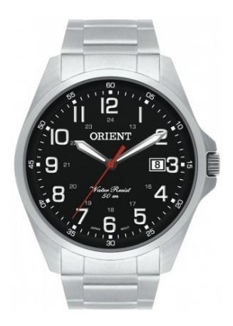 Relogio Orient Mbss1171 P2sx Prata