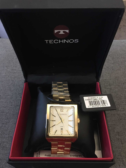 Relógio Masculino Technos Classic Stella 2125kob/1d 35 Mm