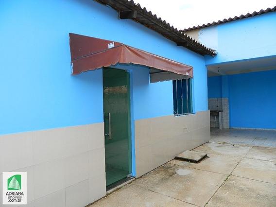 Aluguel Casa 2 Quartos 1 Vaga Coberta Bem Localizada Próximo A Upa, Juizados Especial , Daiai - 5235