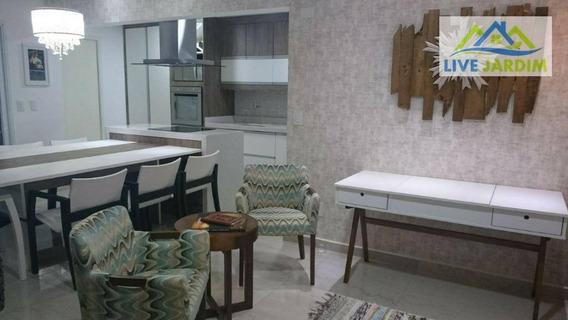 Apartamento Residencial À Venda, Jardim São Caetano, São Caetano Do Sul. - Ap0185
