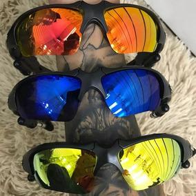 420248eeb Óculos Oakley Com Fone Bluetooth - Óculos De Sol Oakley com o ...