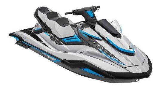Jet Ski Yamaha Fx Cruiser Ho 2020 - Mensais De R$ 1.667,00