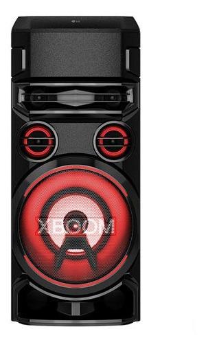 Caixa Acústica LG Xboom Rn7 Bluetooth E Controle Remoto -rn7