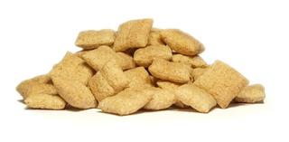 Almohaditas De Cereal Rellenas De Choco Blanco X1/2kg Lasfor