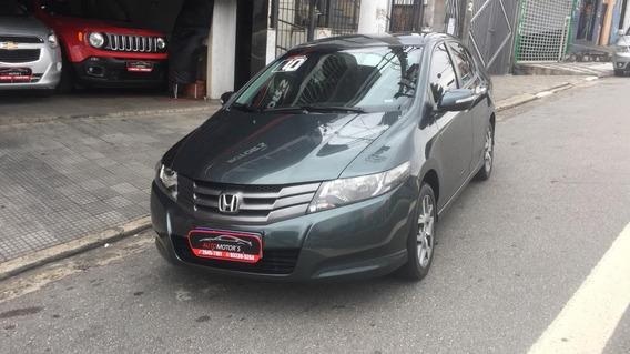 Honda City Ex Automatico Financia S/entrada