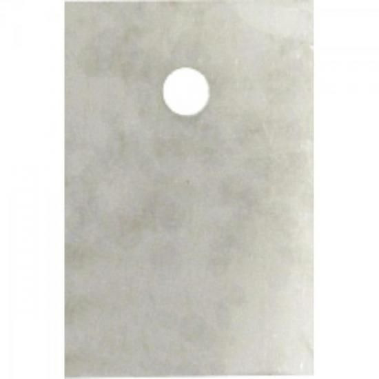 Mica Isolante Com Furo To-92 28x22mm Com 1000 Pç Implastec