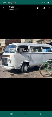 Volkswagen Kombi 2008 1.4 Total Flex 3p