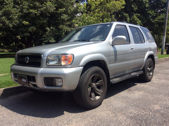 Nissan Pathfinder At 3500cc Tc Ct 4x4