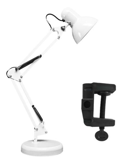 Luminaria Flexivel Pixar Abajur Quarto C/ Garra Base