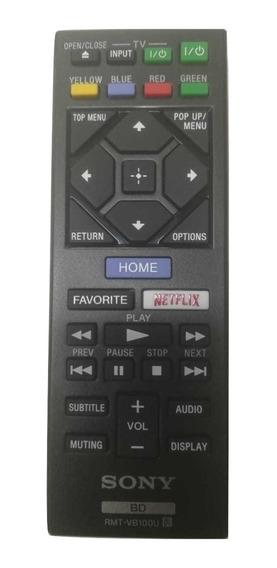 Control Remoto Sony Rmt-vb100u Bdp-s3500 Blu-ray