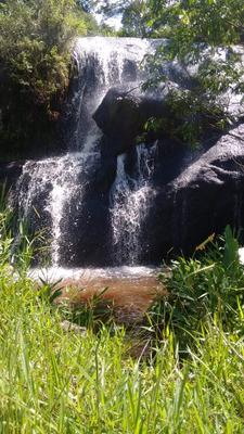 Fazenda Pecuaria Com Cachoeira Fundos Represa Igarata- 4180