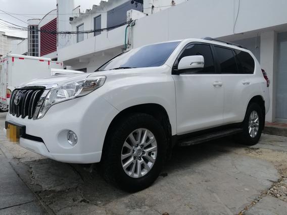 Toyota Prado Tx Blindada Nivel 2 Plus